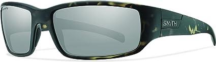 Smith Survey Carbonic Polarized Sunglasses Matte Camo