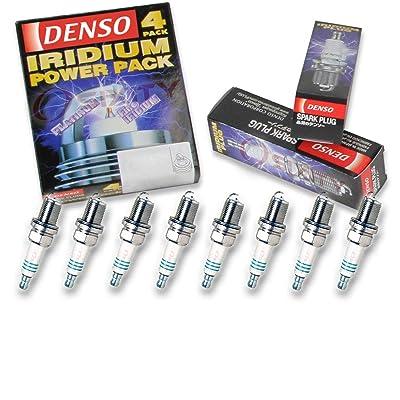 8 pc Denso Iridium Power Spark Plug for Toyota Tundra 4.7L V8 2000-2009 Tune Up Kit: Automotive