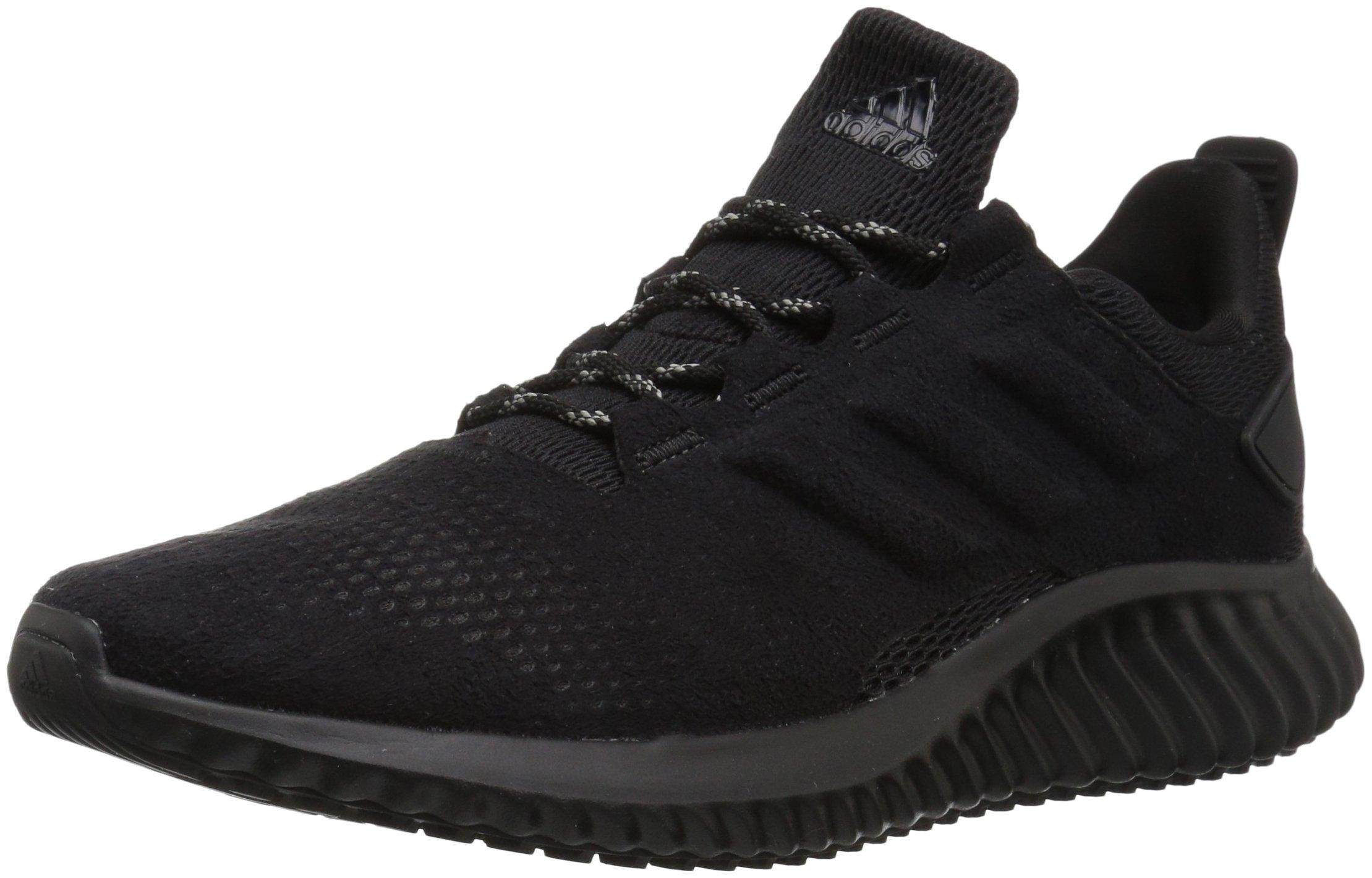 adidas Performance Women's Alphabounce CR w, Core Black/Core Black/Core Black, 8 Medium US by adidas