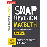 Macbeth: New Grade 9-1 GCSE English Literature AQA Text Guide (Collins GCSE 9-1 Snap Revision)