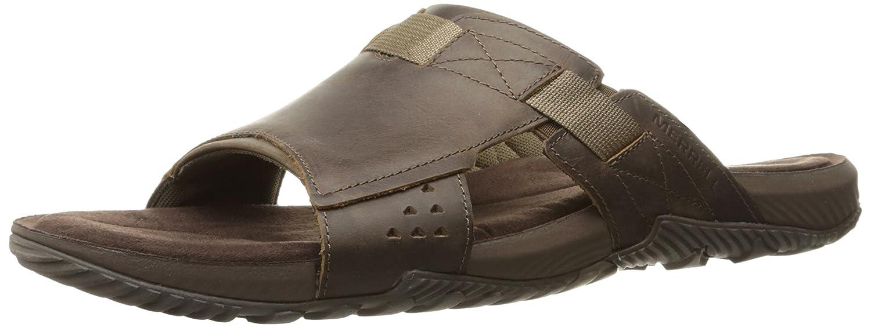 d2f69ad6fa20 Merrell Men s s Terrant Slide Open Toe Sandals  Amazon.co.uk  Shoes   Bags
