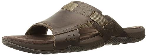 ca60bcfbc95f Merrell Terrant Slide Men 13 Dark Earth  Amazon.ca  Shoes   Handbags