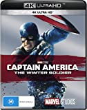 Captain America: The Winter Solider (4K Ultra HD)