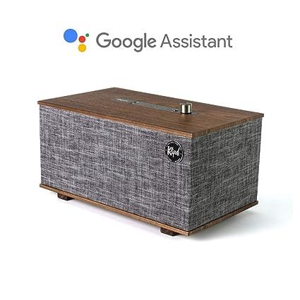 Klipsch The Three Gva Google Assistant Haut Parleur Sans Fil