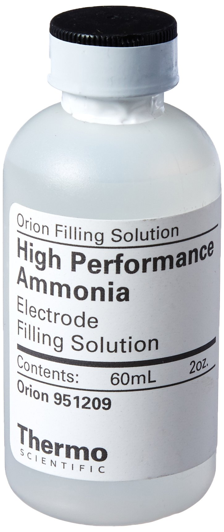 Thermo Scientific Orion 951209 Fill Solution for Ammonia High Performance Ion Selective Electrode, 60ml Volume by Thermo Scientific Orion (Image #1)