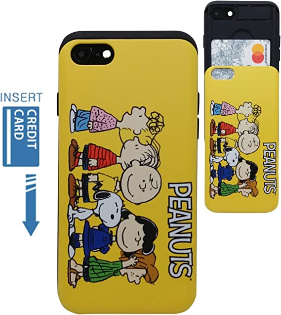 Snoopy and His Friends iphone case