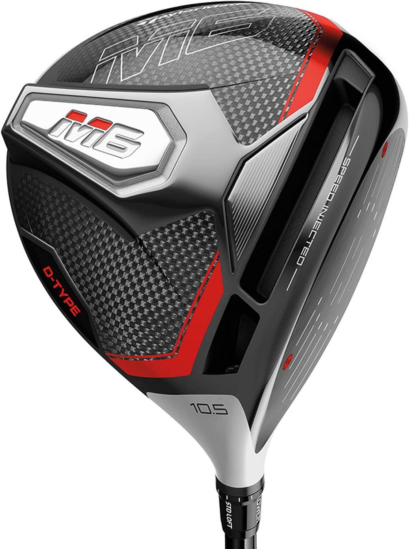 TaylorMade Golf 2019 M6 Dタイプ ドライバー 10.5 アルディラ シナジー ブルー 50 S LH