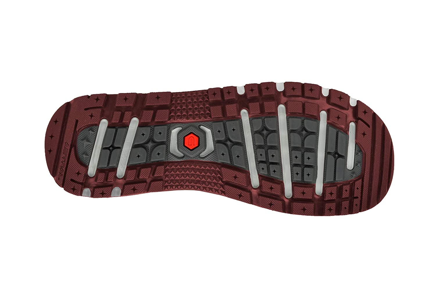 Quick Drying and Lightweight Made for Trails and Rivers Astral Womens TR1 Trek Minimalist Hiking Shoes