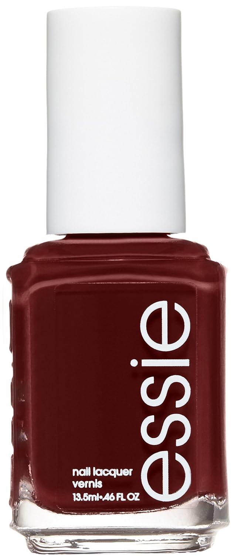 Amazon.com : essie nail polish, berry naughty, deep berry red nail ...