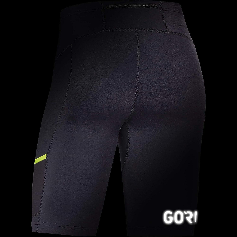 GORE R7 Short Tights 100103 Taille: L Couleur: Noir GORE Wear Homme Cuissard de Course Respirant