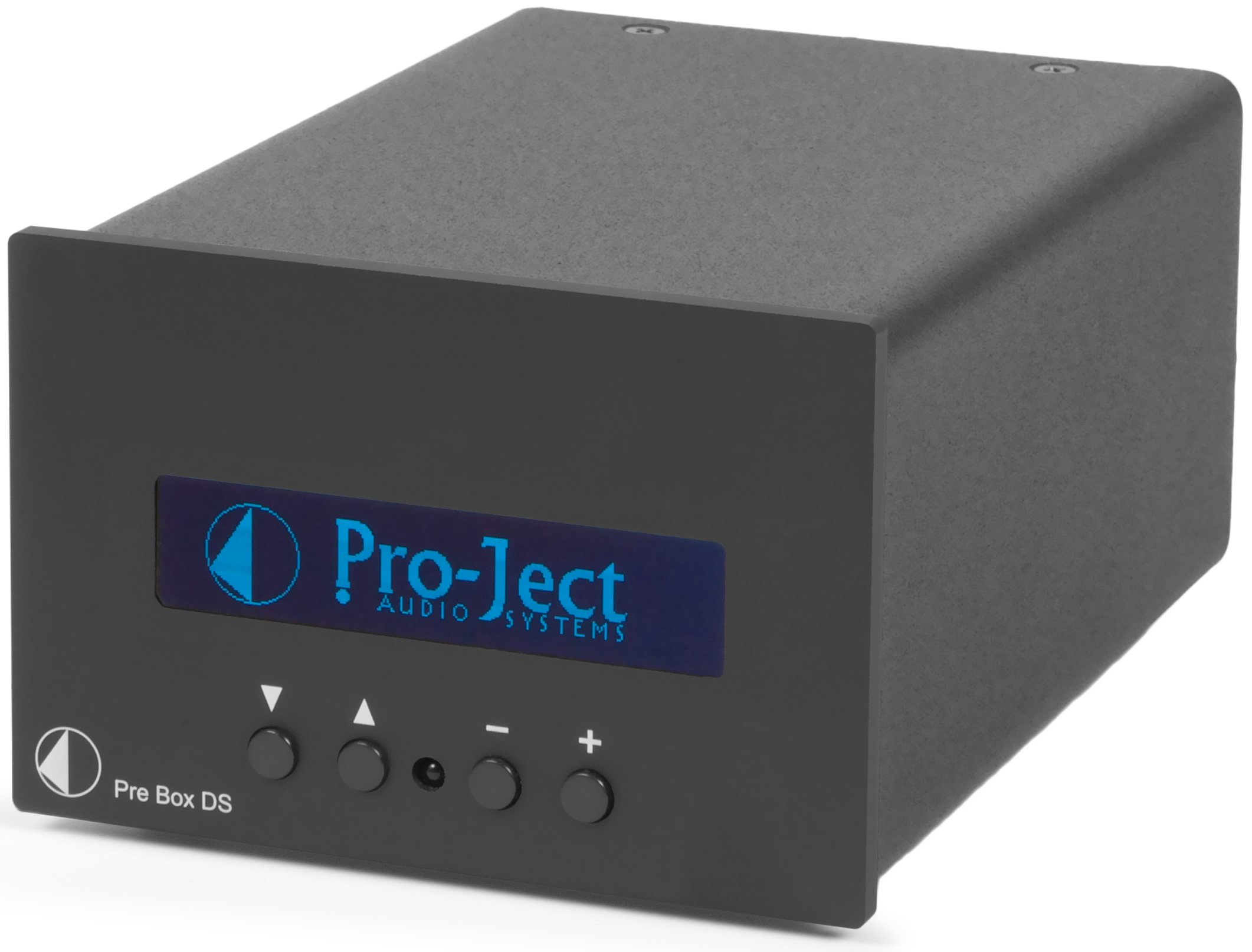 Pro-Ject Pre Box DS Audiophile PreAmplifier,Black by Pro-Ject