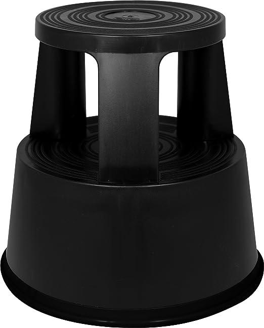 2 opinioni per Pavo 8042005 Premium Step Stool Sgabello da Lavoro, con Rotelle, Fino a 150 Kg,