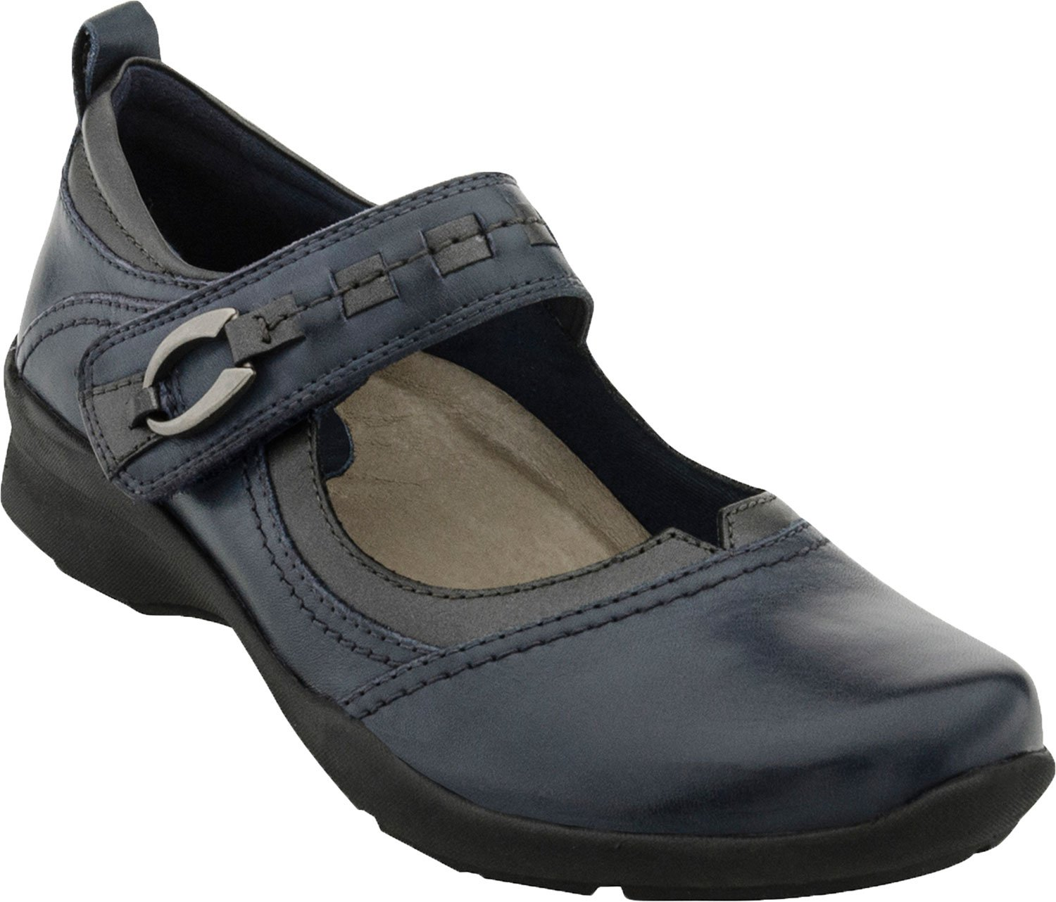 Earth Angelica Women's Slip On B01AV5S9BU 7 B(M) US|Navy