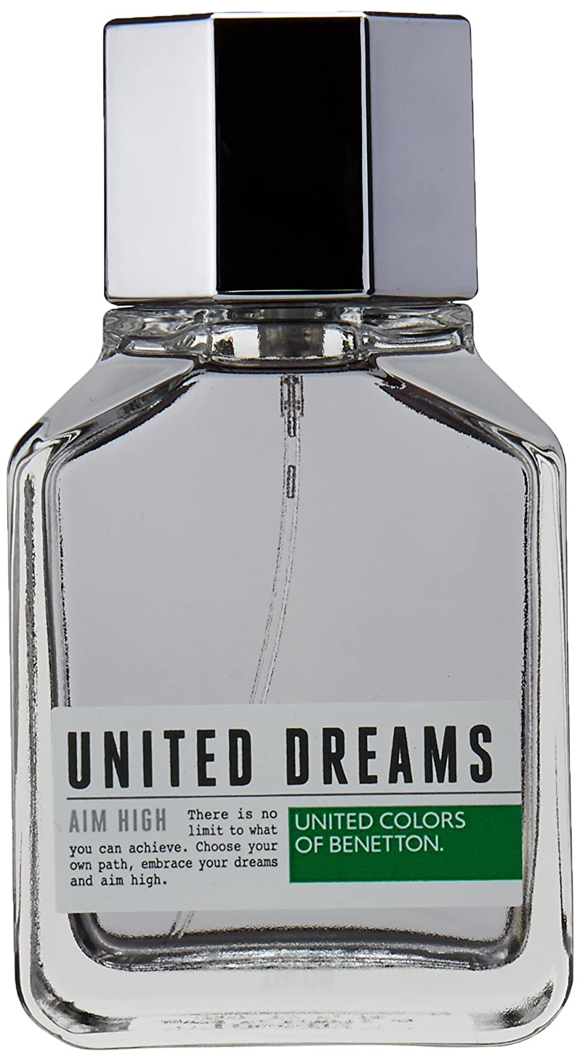 Buy United Colors Of Benetton Dreams Aim High Perfume For Men 100