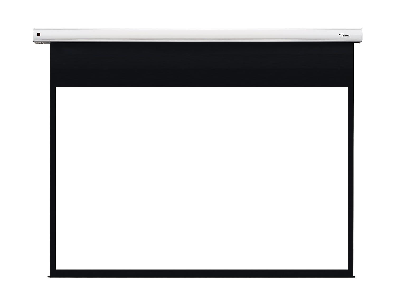 Optoma DE-1123EGA - Pantalla para proyector, motorizada: Optoma ...