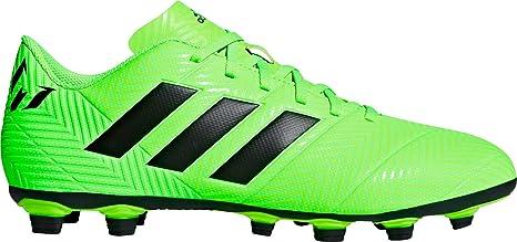b27be17007 Amazon.com : adidas Men's Nemeziz Messi 18.4 FxG Soccer Cleats ...