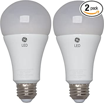 GE Dimmable LED 14W Extra Soft White Bulb 75W replacement