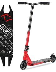 Vokul BZIT K4 High End Patinetes Pro Stunt Scooter - con Ruedas de PU de 110