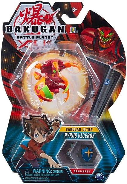 Haos Pandoxx Bakugan Ultra 3-inch Tall Collectible Transforming Creature 6
