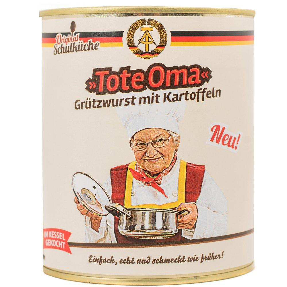 Original Schulk�che -Tote Oma-