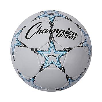 CHAMPION SPORTS VIPER4 Viper - Balón de fútbol, Talla 4, Color ...