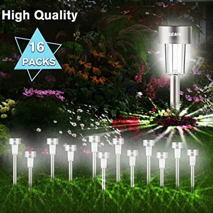 Solar Lights Outdoor Landscape Lights Yard Lights Solar Garden Lights Solar  Pathway Lights Led Outdoor Lights - Amazon.com : Solar Lights Outdoor Landscape Lights Yard Lights Solar