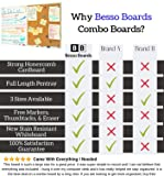 36 x 24 White Board and Cork Board