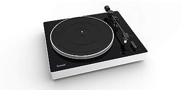 Tocadiscos estéreo con Bluetooth, Correa: Amazon.es: Electrónica