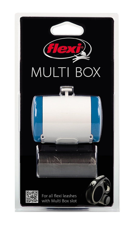 Flexi Vario Multi Box pour Chien Bleu S//M//L