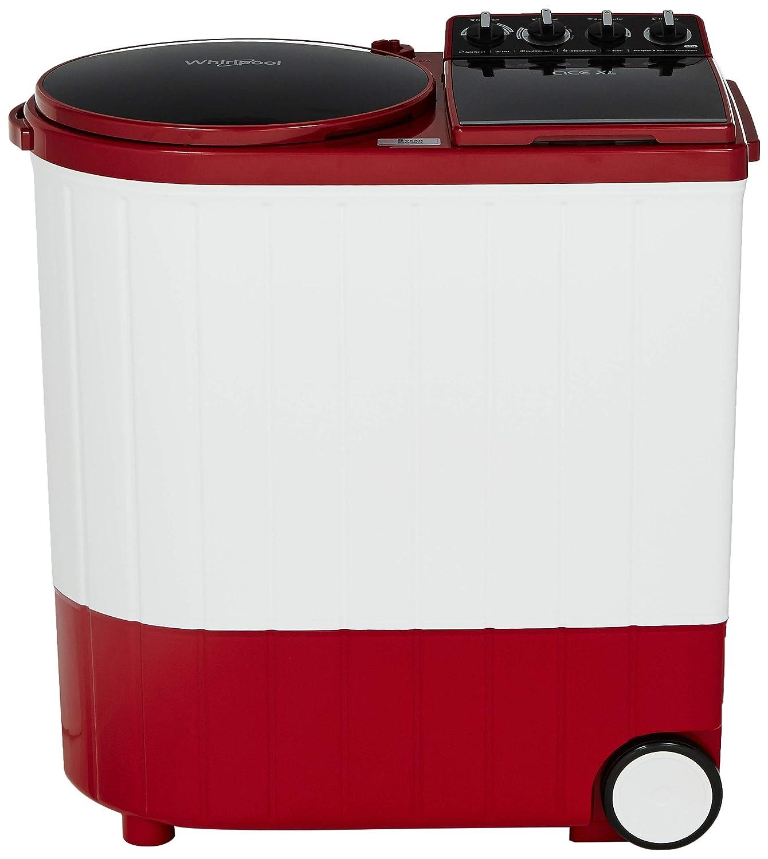 Whirlpool 9.5 kg Semi-Automatic Top Loading Washing Machine (ACE XL...