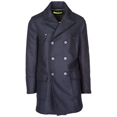 48 Mantel Jeans EUBekleidung Versace Herren blu 0v8nNwm