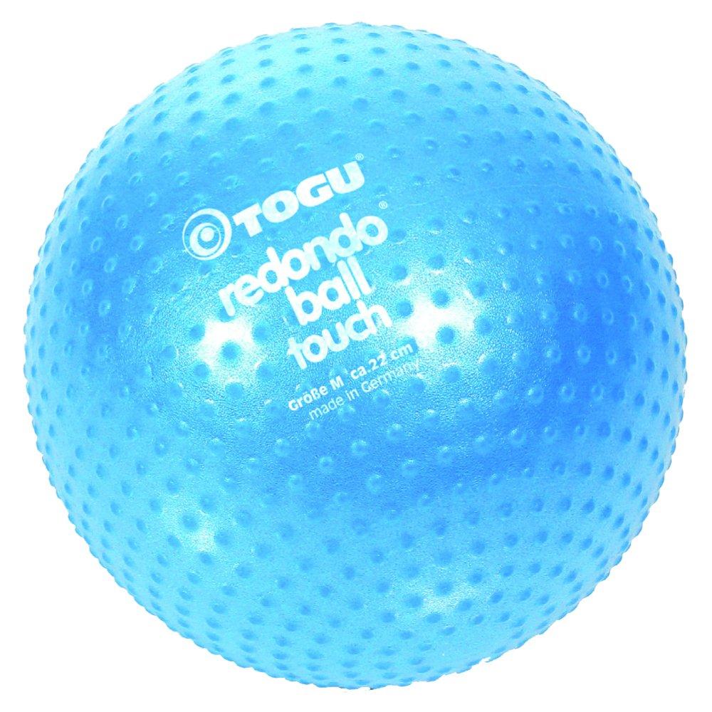 Togu Redondo Ball Touch Pelota de pilates y entrenamiento azul azul Talla:azul