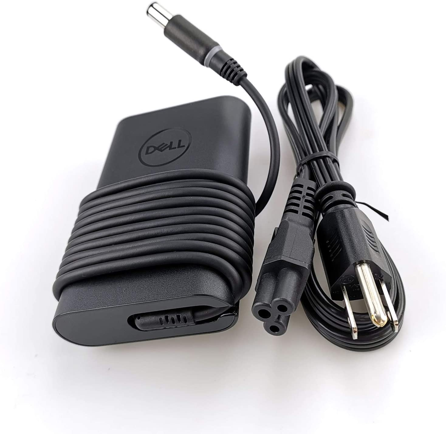 Dell Laptop Charger 65W watt Replacement AC Power Adapter,Power Supply for Dell Latitude E5470 7480 7490 E7450 E7250 3300 3380 5280 5290 5480 5490,HA65NM130