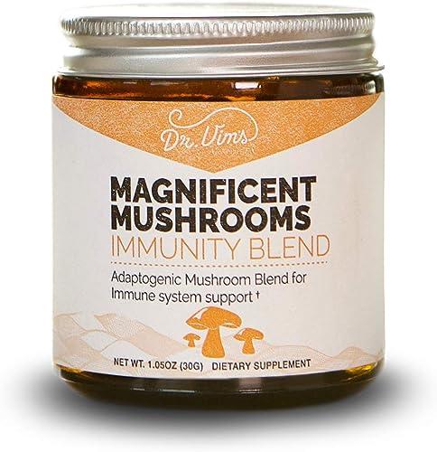 Magnificent Mushrooms Immunity Blend Immune