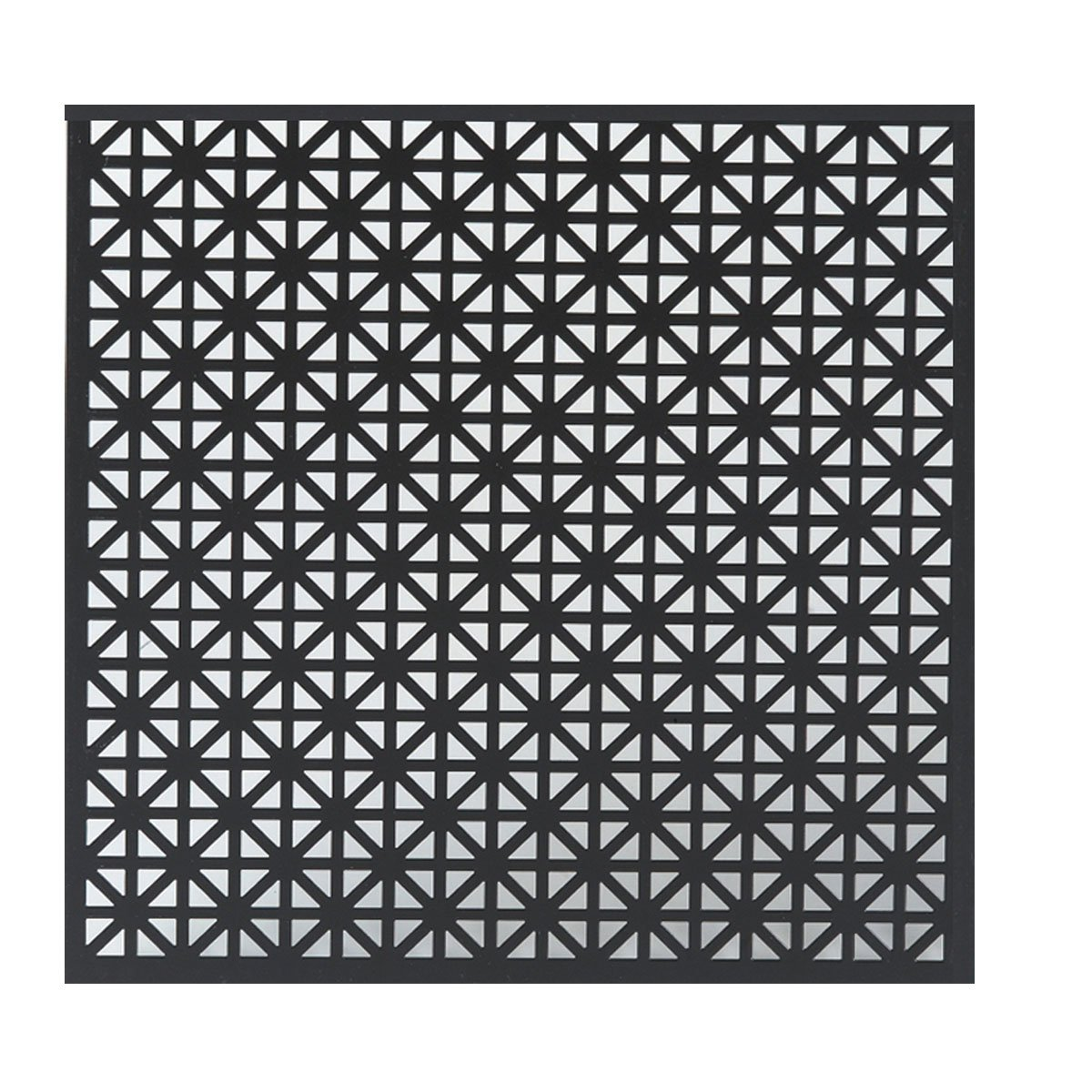 M-D Building Products 56006 .020-Inch Thick 1-Feet by 2-Feet Union Jack Aluminum Sheet, Black