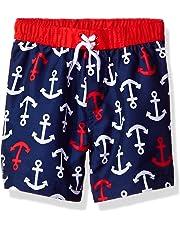 e06179c496 Little Me Children's Apparel Baby and Toddler Boys Swim Trunks
