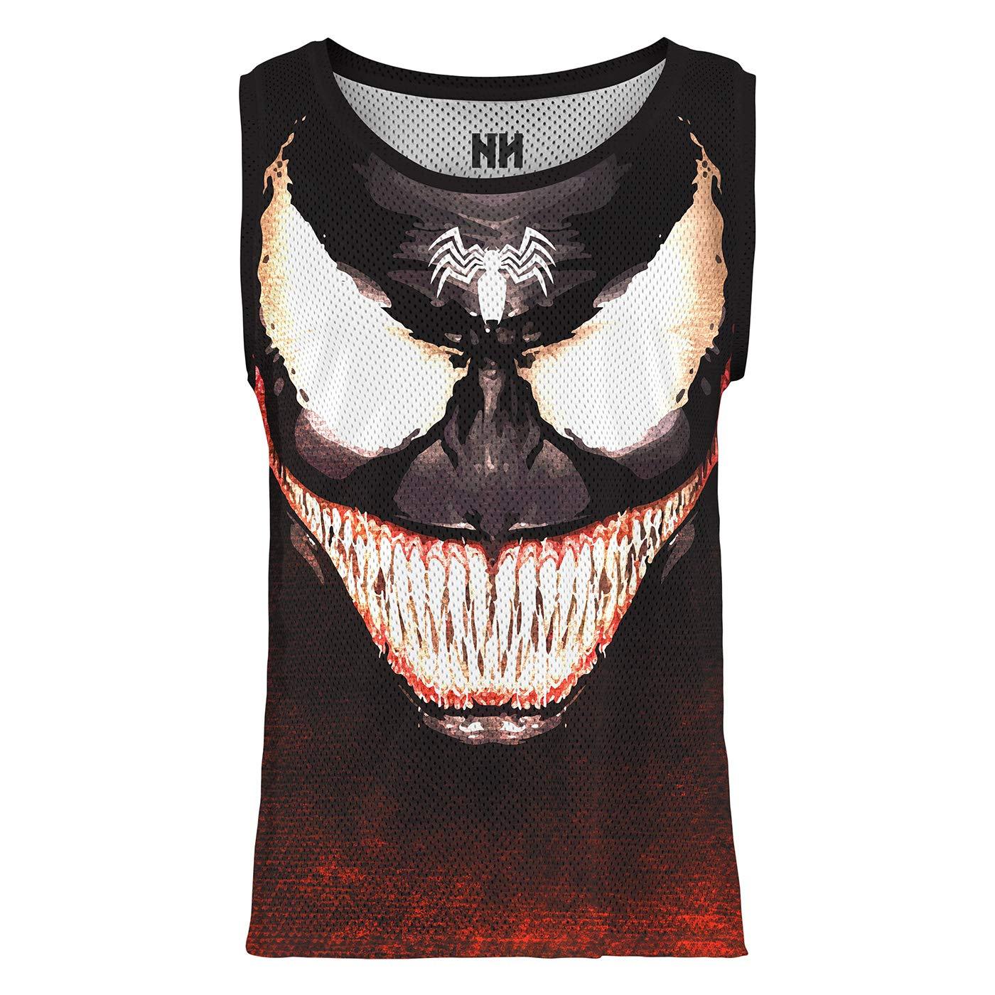 Camiseta sin Mangas para Hombre Venom TNK Noorhero