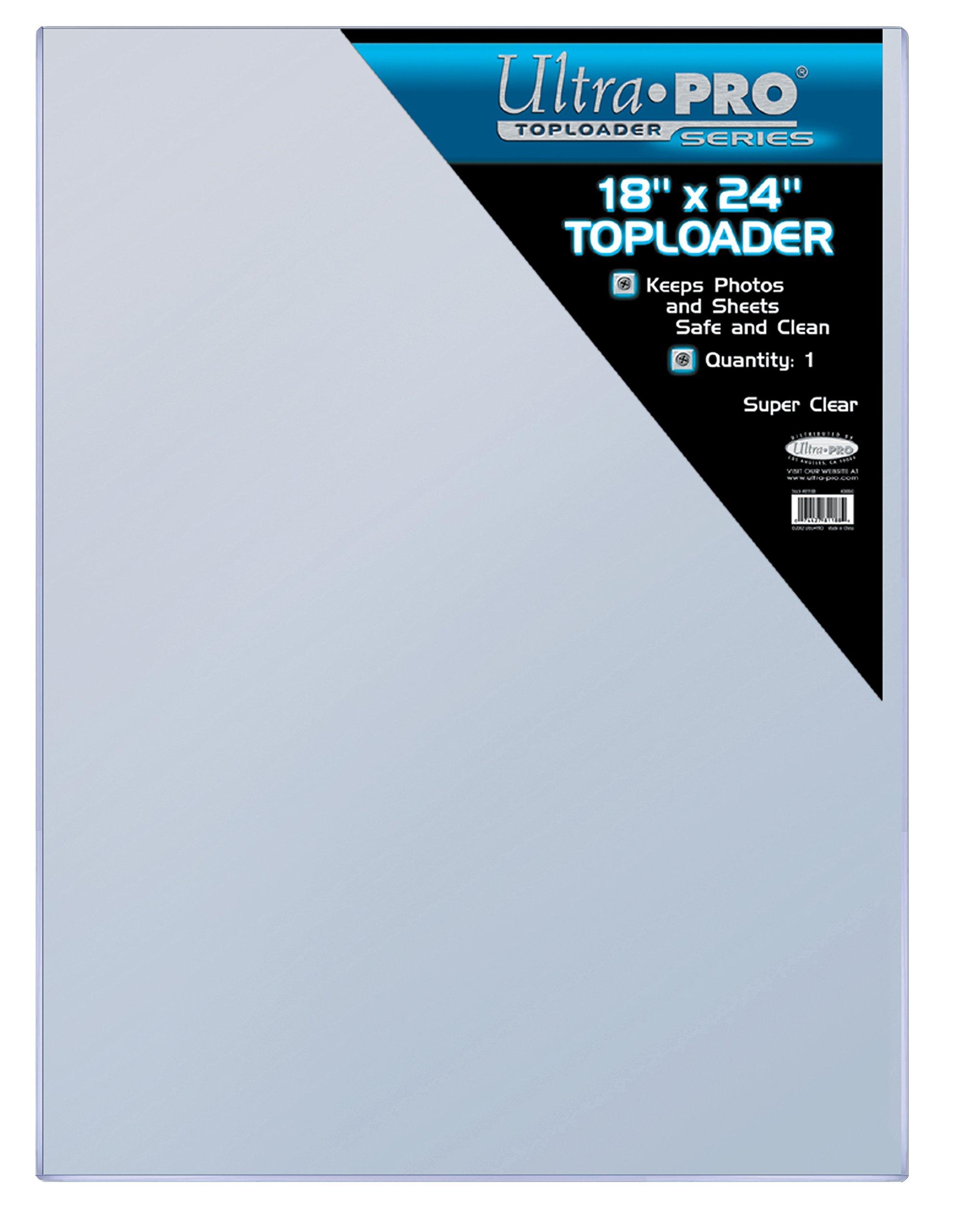 Ultra Pro 18'' X 24'' Toploader