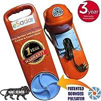 eSadar PROWASHER360 Plastic Handy Washing Machine with Timing Belt (17 Inch, Red)