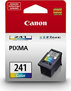Canon CL-241 Color Ink Cartridge, Compatible to MG3620, MG3520,MG4220,MG3220,MG2220, MG4120,MG3120 and MG2120 - 5209B001