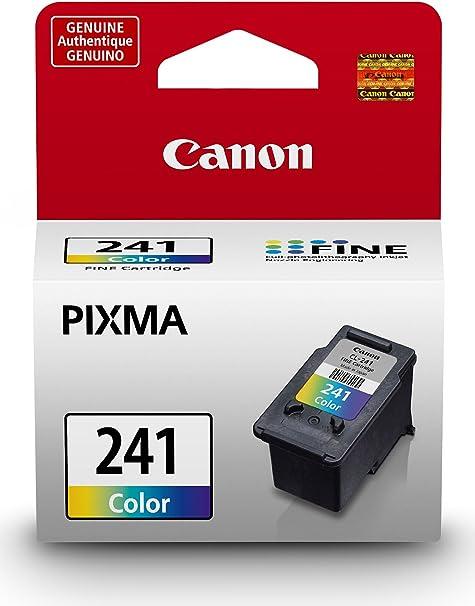 Amazon.com: Cartucho de tinta de color Canon CL-241 ...