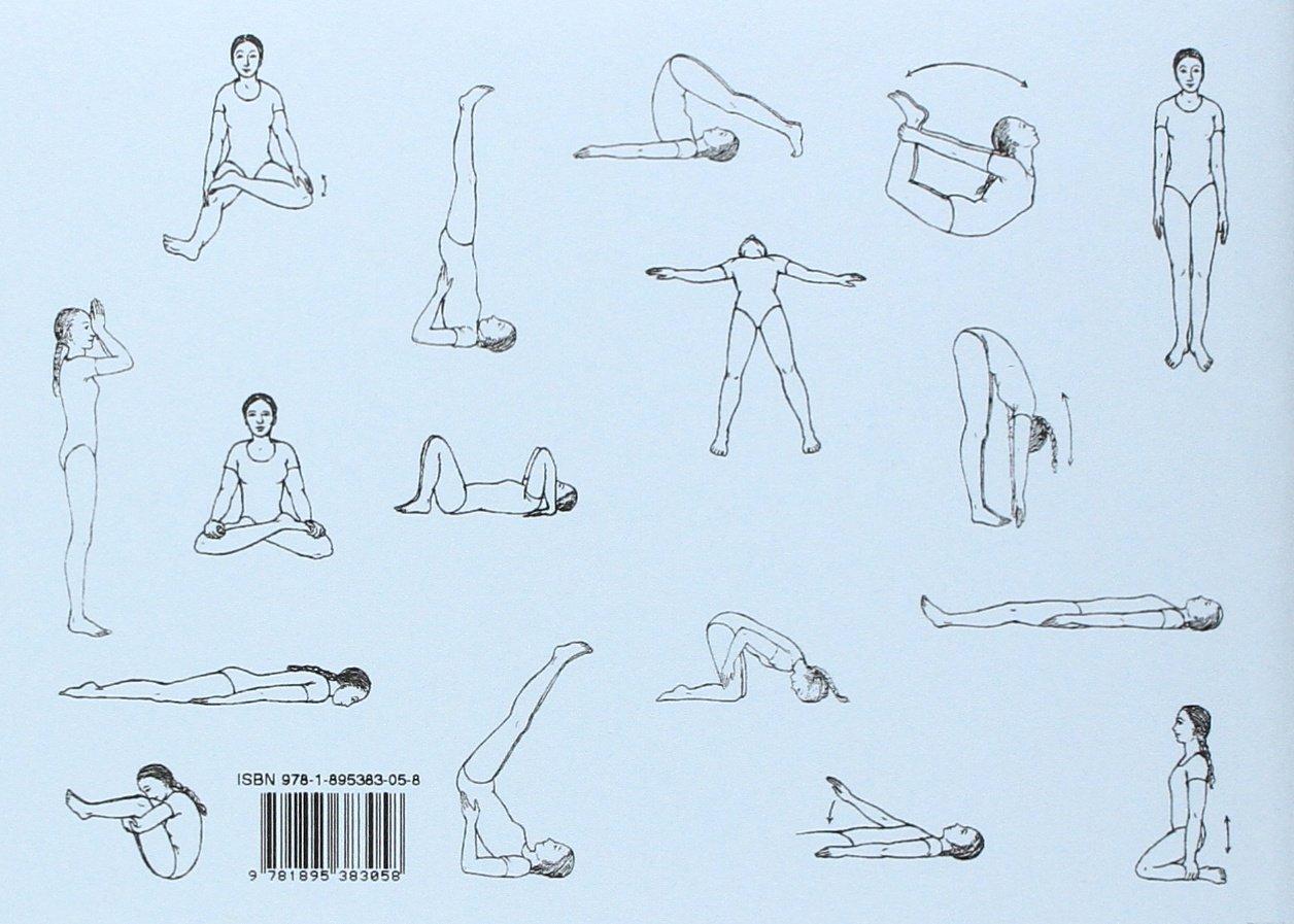 Kriya hatha yoga de babaji le : 18 postures de detente et de ...