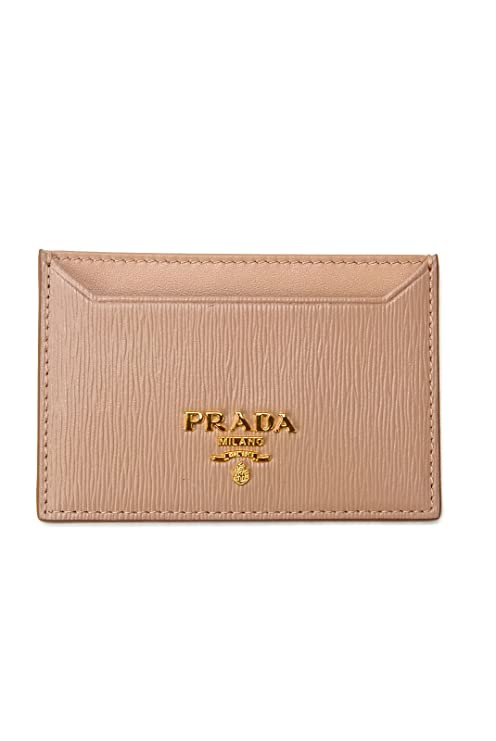 44d0fd947394 ... free shipping amazon prada saffiano leather credit card wallet holder  with box baltic black saffiano clothing ...