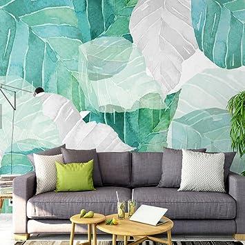 Jing Dian Papier Peint Fond D Tropical Photos Salon Chambre A