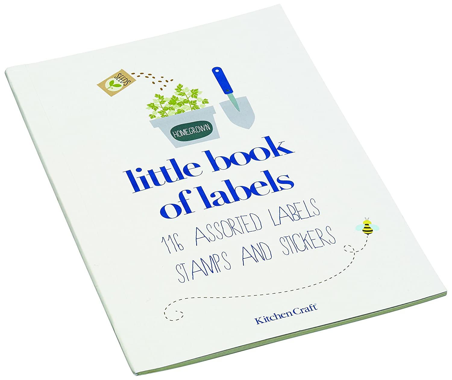 Kitchen Craft - Libro de pegatinas KCHMSTICKERS