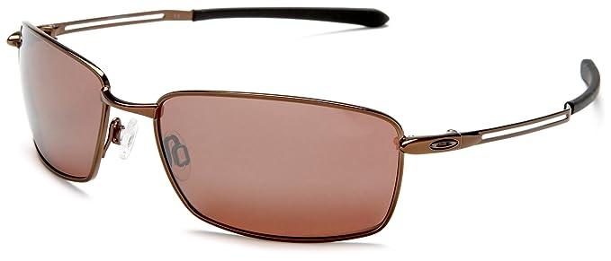8b10239ee8 Amazon.com  Oakley Men s Nanowire 4.0 Iridium Polarized Sunglasses ...