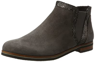 25304, Bottes Chelsea Femme, Gris (Anthracite Ant), 39 EUCaprice