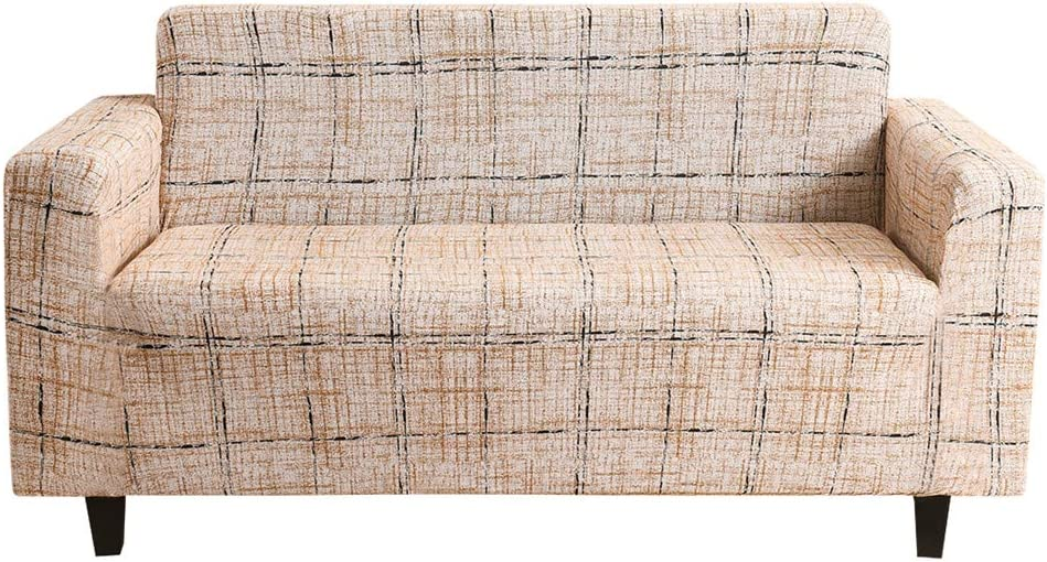 Fundas de sofá elásticas para sofá, fundas para sala de estar ...