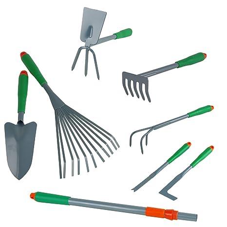 Gartenwerkzeug Set Gartengeräte 8 Teilig Amazonde Garten