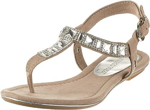 MARCO TOZZI Women's 28112 Ankle Strap Sandals: Amazon.co.uk